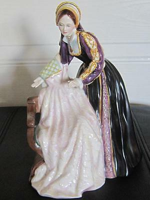 Royal Doulton Catherine Howard HN3449 - Very Rare Limited Edition - Excellent