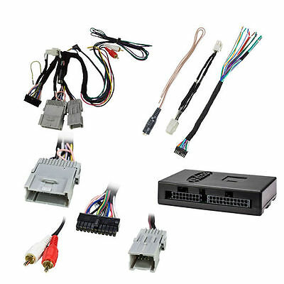 Axxess AX-GMCL2-SWC Radio Replacement Interface w/ SWC for Select 2000-13 GM