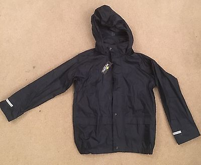 WATERPROOF COAT AND BOTTOMS Excellent Condition 7-8 Yrs