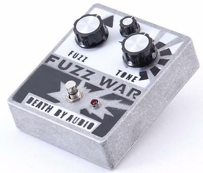 Death By Audio Fuzz War Guitar Effects Pedal PD-2795