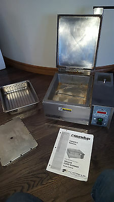 Roundup Table Top Steamer Model DFW-150CF