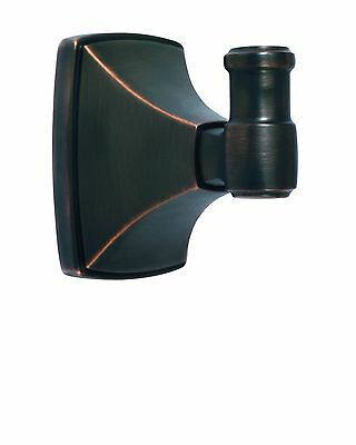 Amerock BH26502ORB Clarendon Single Robe Hook - Oil-Rubbed Bronze Brand NEW
