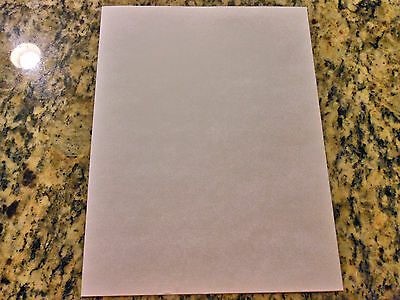 Vinyl Sample Pack - Poly/Matte/3M 8518 laminate - 6 sheets (8.5in x 11in sheets)
