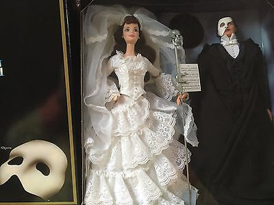 Phantom of the Opera Barbie & Ken Doll Together Giftset NIB Holiday Gift SALE!