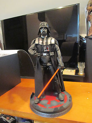 Sideshow Collectible Hot Toys/Star Wars/Darth Vader/One sixth Scale/Sold out/
