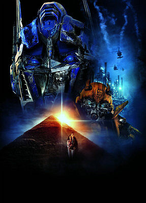 Home art decor Transformers oil painting HD Print Picture on canvas 8X12in Ani11