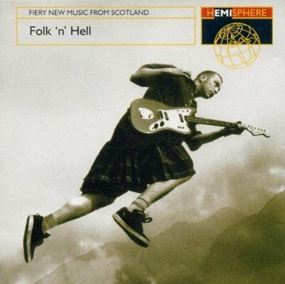 Various Artists - Folk 'n' Hell - Various Artists CD 72VG The Cheap Fast Free