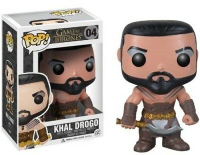Game Of Thrones - Khal Drogo Funko Pop! Television Toy