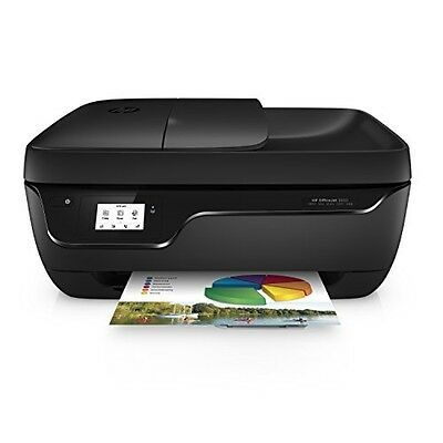 HP OfficeJet 3830 Stampante All-in-One, Copia, Scanner, Fax, Wi-Fi - NUOVO