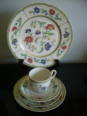 Villeroy & Boch Indian Summer China 5 Piece Place Setting