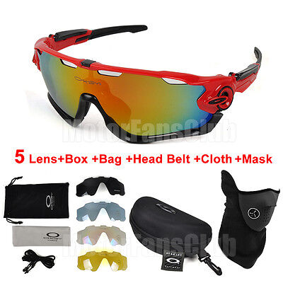 Outdoor Sport Bike Polarised Sunglasses Cycling Goggles Tactical Bicycle Eyewear