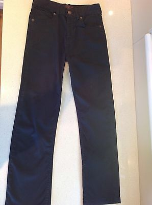 Levis Jeans Black size 10 yrs RRP$59.95 Never worn as new