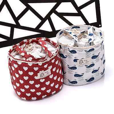 Thermal Insulated Lunch Box Cooler Cotton Bag Tote Bento Pouch Lunch Container