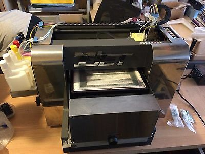 DTG T-Jet 2 Direct To Garment Printer And Accessories