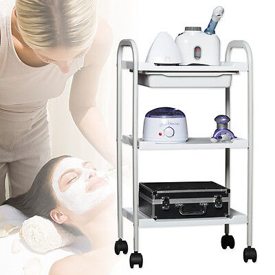 1 DRAWER TROLLEY Beauty Storage Salon Colouring Hair drawers Facial Spa