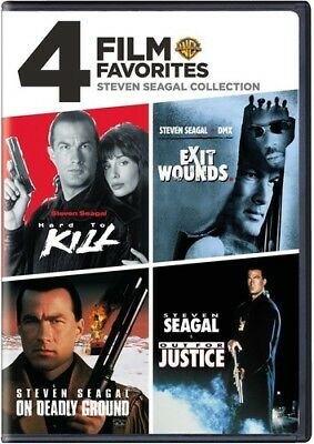 4 Film Favorites: Steven Seagal Collection [New DVD] Widescreen