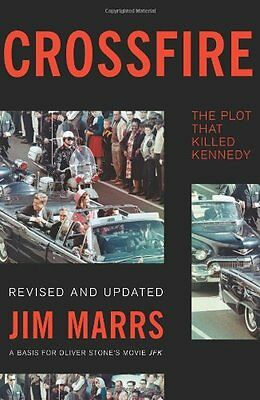 Crossfire: The Plot That Killed Kennedy Copertina flessibile