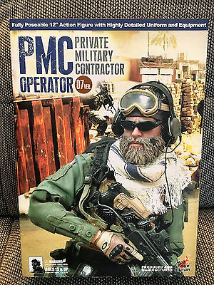 HOT TOYS PMC Operator `07