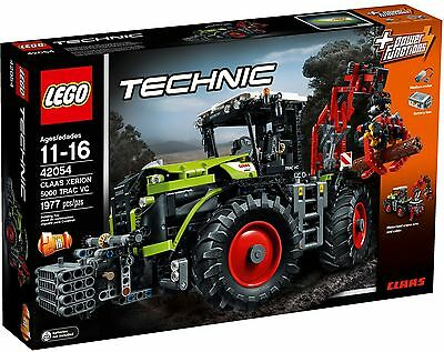 Lego Technic Set 42054 Claas Xerion 5000 Trac VC - Brand New Sealed Genuine