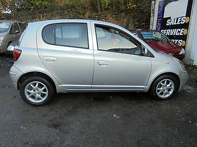Toyota Yaris 1.3 VVT-i Colour Collection-ABSOLUTELY STUNNING CONDITION-