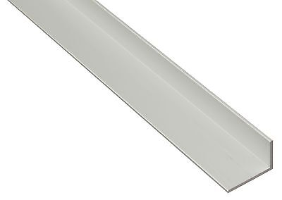 Aluminium L Channel  Extruded Angle Various Size