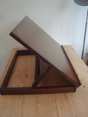 Large Vintage Wooden Book Rest  (Delivery or Collection available)