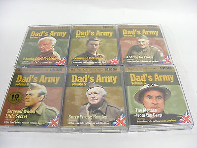 A SELECTION OF BBC DAD'S ARMY (BBC) CASSETTES (12)  (up) Saint Francis Hospice