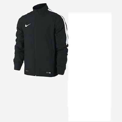 Nike Academy Warm Up  Sideline Woven Tracksuit Top Mens Size S