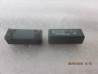 1 pc of CUPE002A605 RELAY MERCURY WETTED COTO TECH