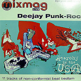 Deejay Punk-Roc - Anarchy In The Usa - Mixmag - 1999 #56751