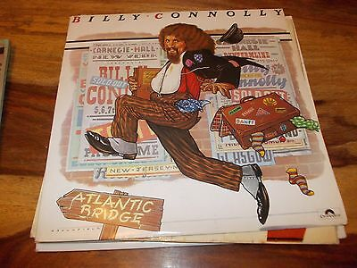billy connolly lp