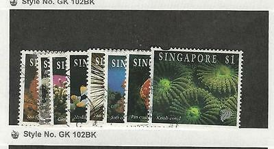 Singapore, Postage Stamp, #674//682 Used (8 Different), 1994