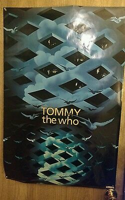 The Who Tommy Poster