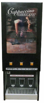 Curtis PC3 3 Selection Commercial Cappuccino Machine &Wrty Cert WILL SHIP