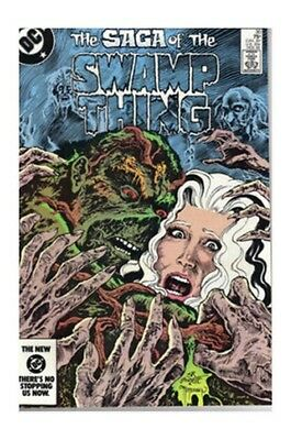 The Saga of Swamp Thing #30 (Nov 1984, DC) VF COMIC BOOK
