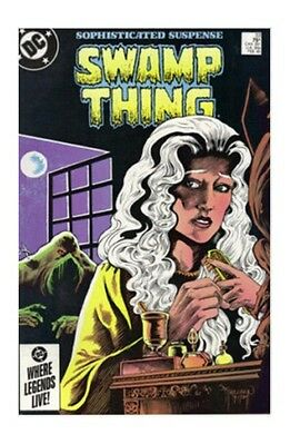 The Saga of Swamp Thing #33 (Feb 1985, DC) VF COMIC BOOK