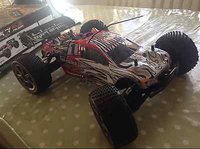 HPI Racing Trophy Truggy 4.6 RTR 2.4Ghz 1/8 RC Nitro 4wd