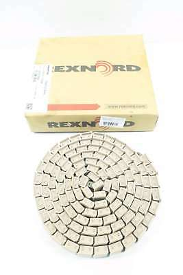 New Rexnord Lf843S-1.375 Tabletop Chain 10Ft 1-3/8In 1/2In Conveyor Belt D548495