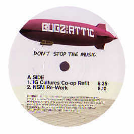 Bugz In The Attic - Don't Stop The Music - Nurture - 2006 #202510