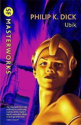 Ubik by Philip K. Dick, Book, New (Paperback)