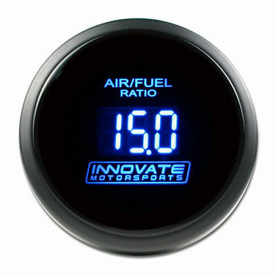 Innovate LC2 Wideband DB 52mm BLUE LED Gauge LC-2 (DISPLAY GAUGE ONLY) 3793