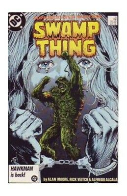 Swamp Thing #51 (Aug 1986, DC) FN/VF COMIC BOOK