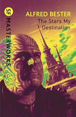 The Stars My Destination by Alfred Bester, Book, New (Paperback)