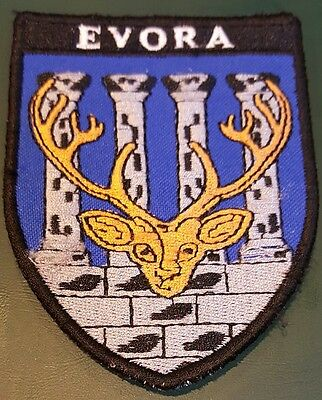 Portugal Evora Police Arm Patch With Velcro