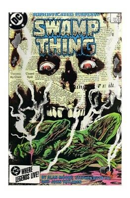 The Saga of Swamp Thing #35 (Apr 1985, DC) FN/VF COMIC BOOK