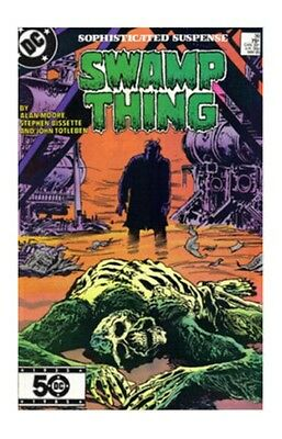 The Saga of Swamp Thing #36 (May 1985, DC) VF COMIC BOOK