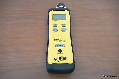 Fieldpiece SOX2 Combustion Check Meter w/ rubber sleeve