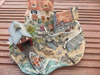 DANBURY MINT / LIFEBOATS  TO THE RESCUE  / RNLI COLLECTION by JANE HART RNLI