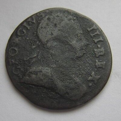 Us Colonial 1/2 Penny 1777