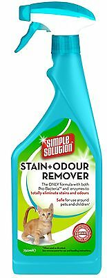 Simple Solution Stain and Odour Remover for Cats 750 ml 750ml